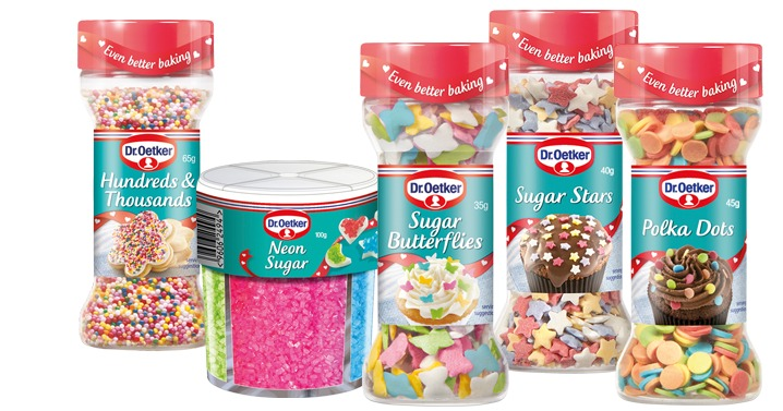 Cake Decoration At Coles : The Grocery Geek Dr. Oetker baking and decorating range