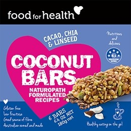 The grocery geek food for health bars for Food bar health
