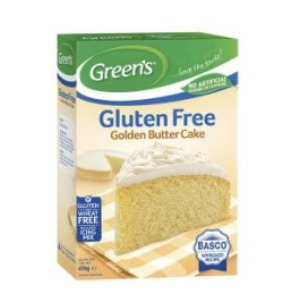 Gluten Free Cake Mixes Coles