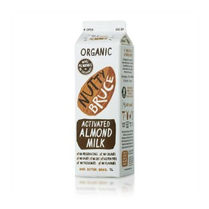 The Grocery Geek Nutty Bruce Organic Almond Milk