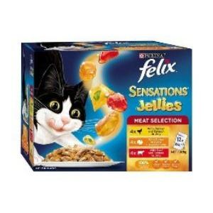 Felix Cat Food Website