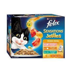 Felix Meat Menu Cat Food Woolworths