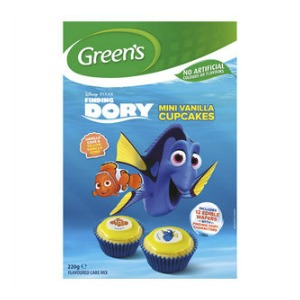 Greens Cake Mix Coles