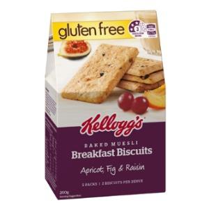 The Grocery Geek | Kellogg's – Baked Muesli Breakfast Biscuits