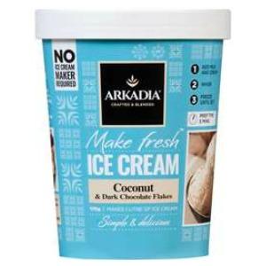 how to make ice cream with ice cream mix