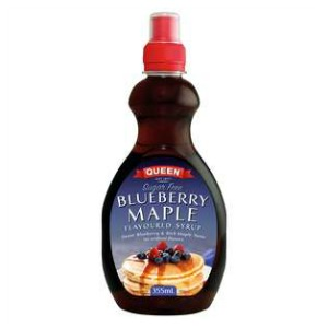 The Grocery Geek | Queen – Sugar Free Blueberry Maple ...