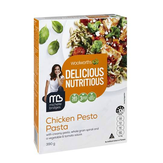 Woolworths Michelle Bridges Delicious Nutritious Meals The Grocery Geek