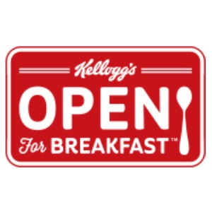 Kellogg's launches its 'Open for Breakfast' website to answer your