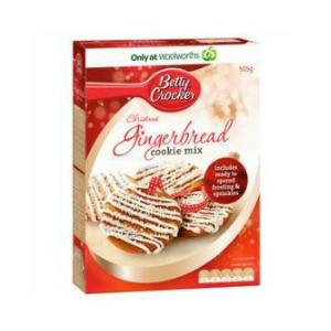 Betty Crocker Christmas Baking Mix Range The Grocery Geek