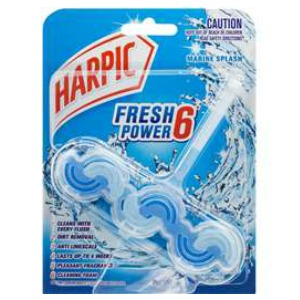 Harpic Toilet Cleaner Fresh Power 6 The Grocery Geek