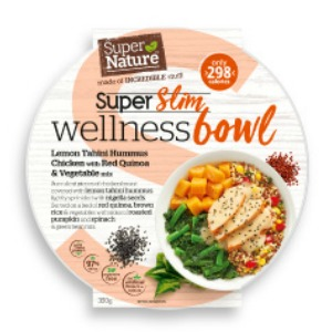 Super Nature Wellness Bowls The Grocery Geek