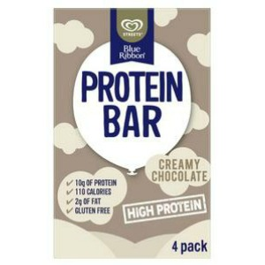 Streets Blue Ribbon Protein Bar The Grocery Geek